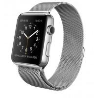 Apple Watch (Миланский сетчатый ремешок из нерж.стали, 42 мм)